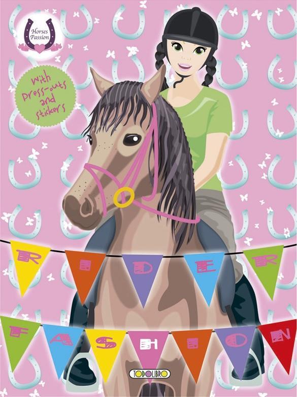 - - RIDER FASHION 3 - HORSES PASSION (PATKÓK)