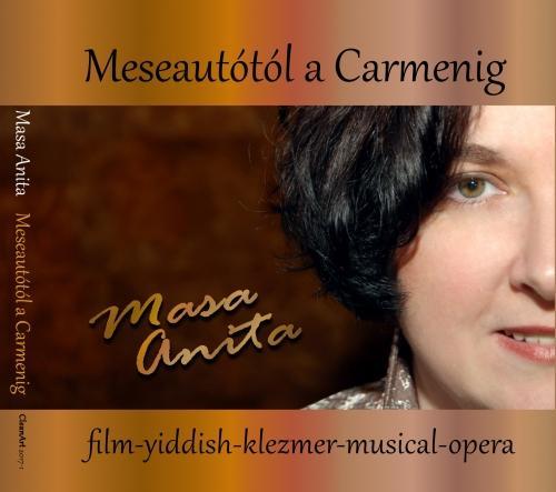 MESEAUTÓTÓL A CARMENIG - CD -