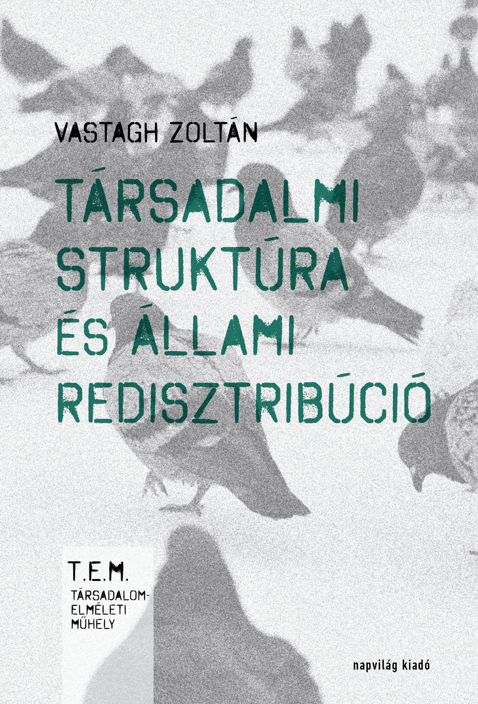 TÁRSADALMI STRUKTÚRA ÉS ÁLLAMI REDISZTRIBÚCIÓ