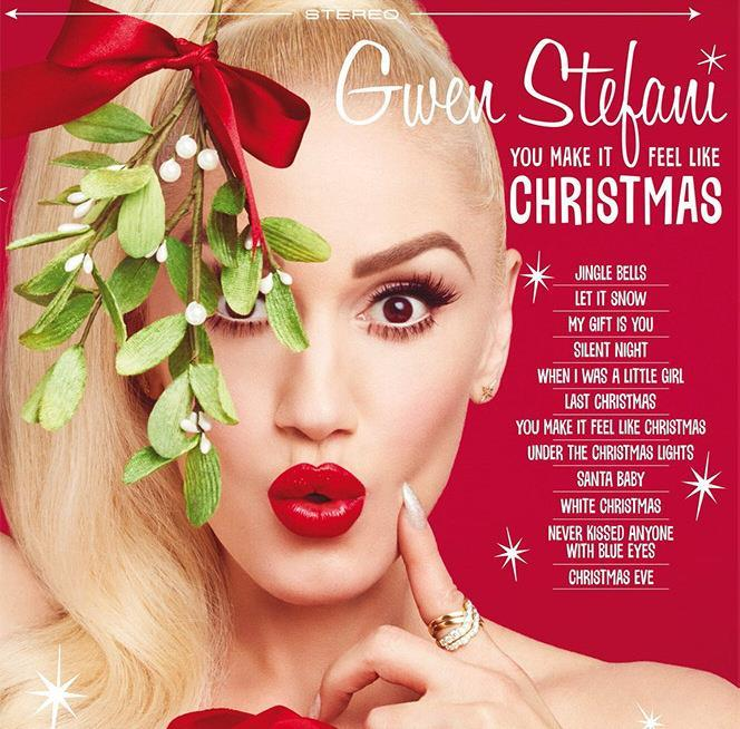 YOU MAKE IT FEEL LIKE CHRISTMAS - CD -