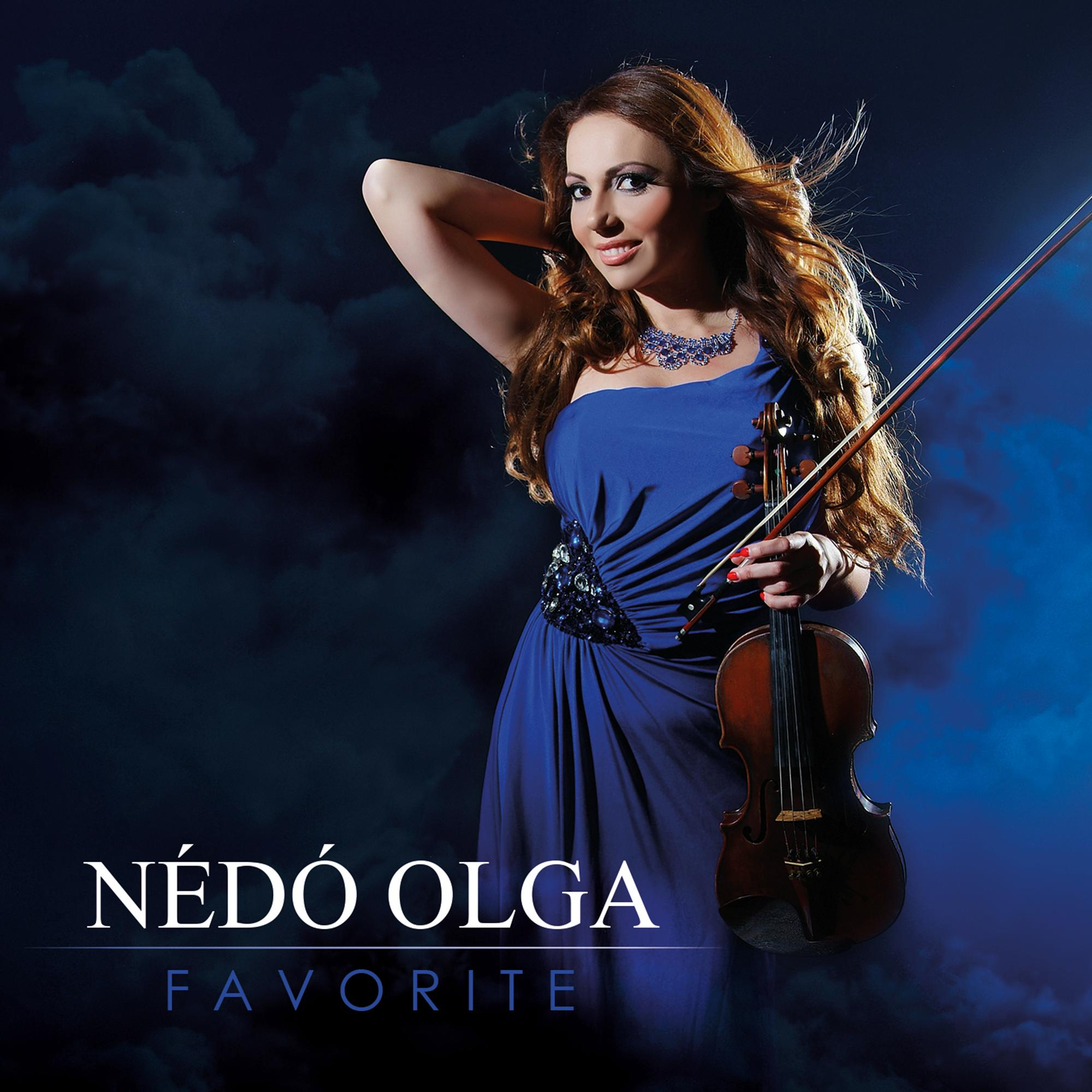NÉDÓ OLGA - FAVORITE - CD -