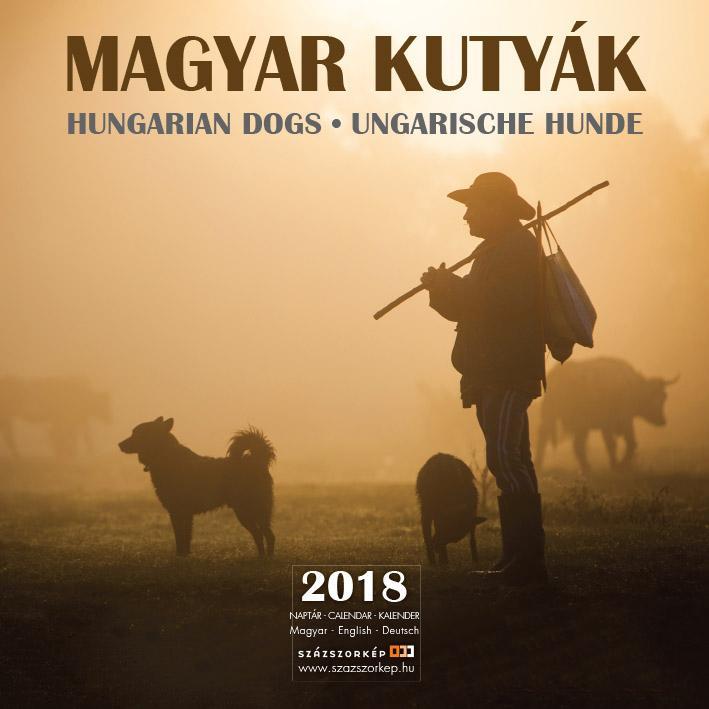 MAGYAR KUTYÁK - NAPTÁR 2018