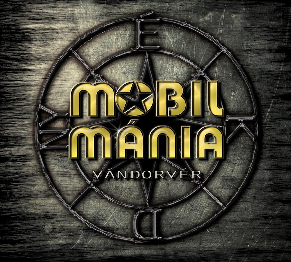 MOBILMÁNIA - VÁNDORVÉR - DIGI CD -