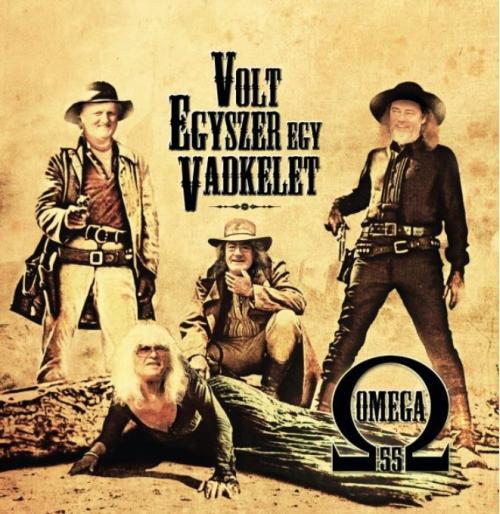 OMEGA & FRIENDS - VOLT EGYSZER EGY VADKELET - CD -