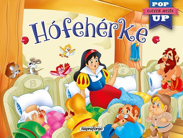 HÓFEHÉRKE - ELEVEN MESÉK (POP UP)