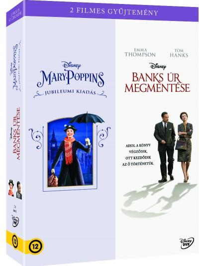 MARY POPPINS DÍSZDOBOZ (2015) - DVD -