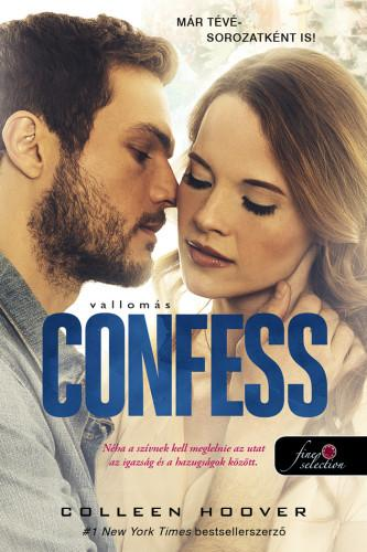 HOOVER, COLLEEN - CONFESS - VALLOMÁS