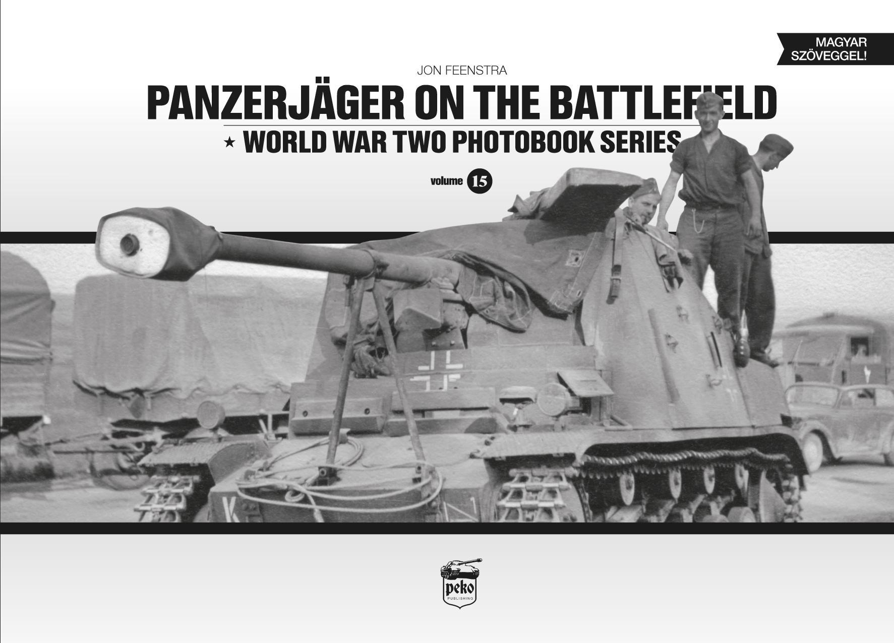 PANZERJÄGER ON THE BATTLEFIELD (WOLUME 15.)
