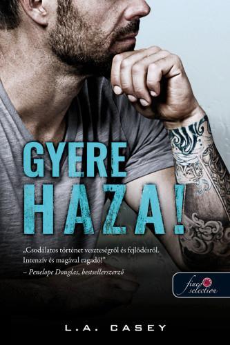 GYERE HAZA!