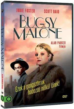- - BUGSY MALONE - DVD -
