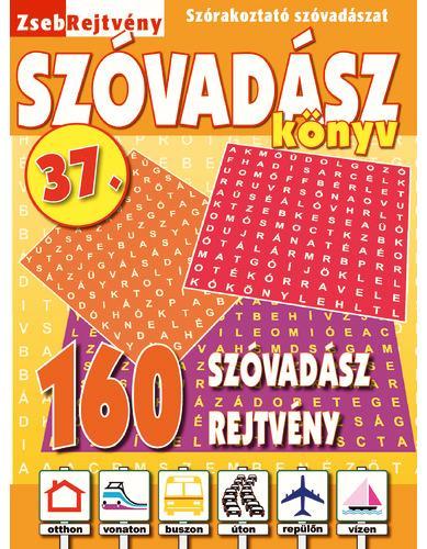 ZSEBREJTVÉNY SZÓVADÁSZ KÖNYV 37.