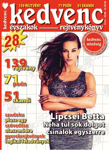 KEDVENC ÉVSZAKOK RETJVÉNYKÖNYV 28.