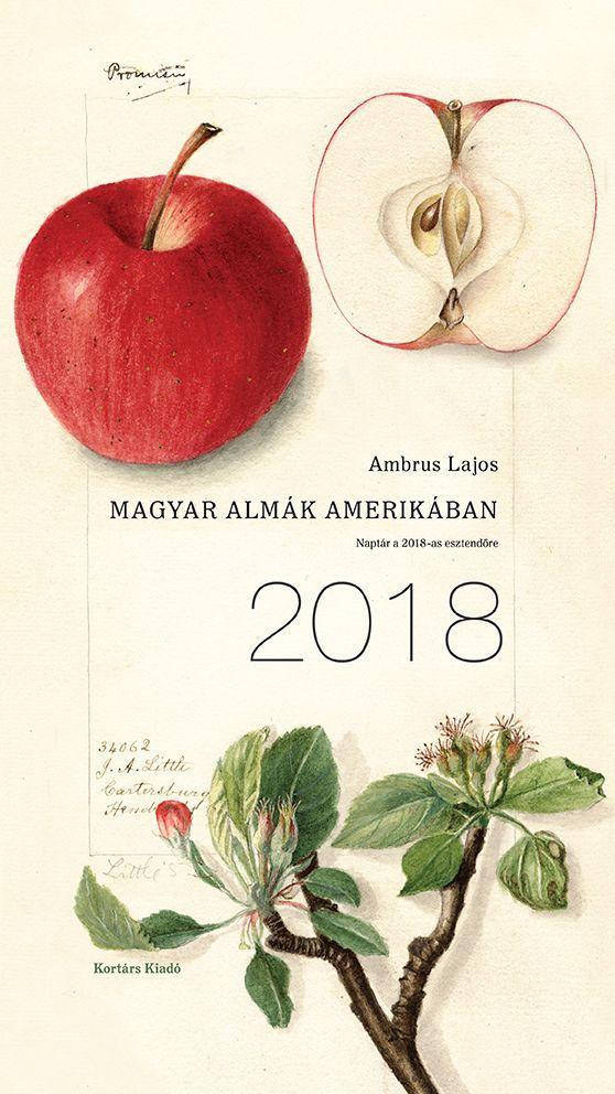 MAGYAR ALMÁK AMERIKÁBAN - FALINAPTÁR 2018