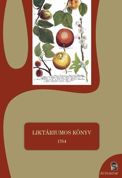 LIKTÁRIUMOS KÖNYV 1764