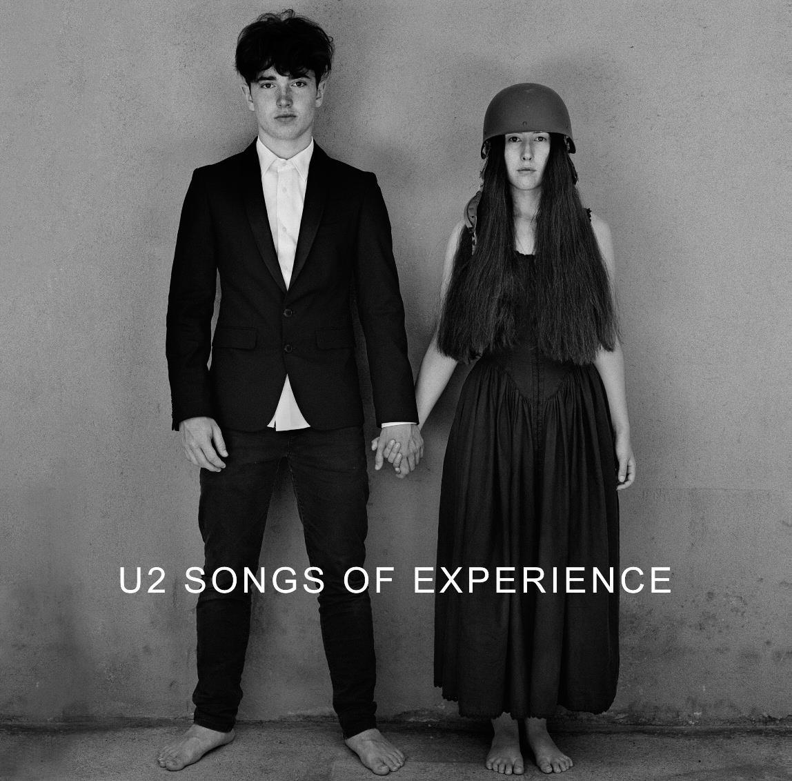 SONGS OF EXPERIENCE - BRAND NEW ALBUM  U2 - CD -