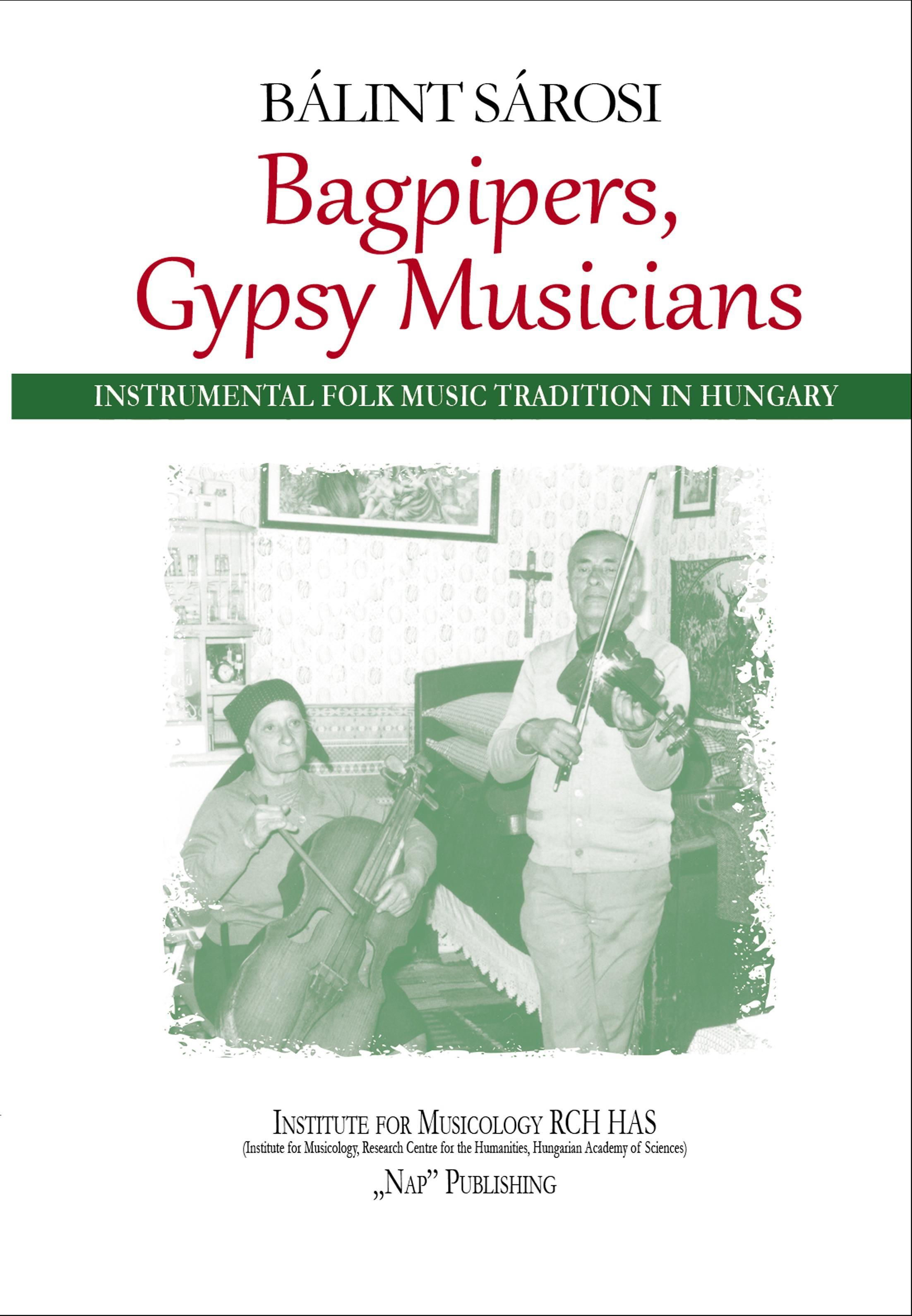 SÁROSI BÁLINT - BAGPIPERS, GYPSY MUSICIANS