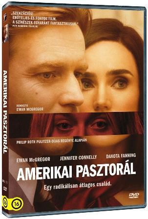 - AMERIKAI PASZTORÁL - DVD -