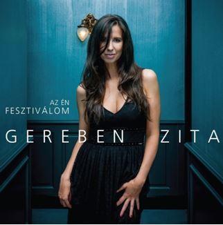 GEREBEN ZITA - AZ ÉN FESZTIVÁLOM - CD -