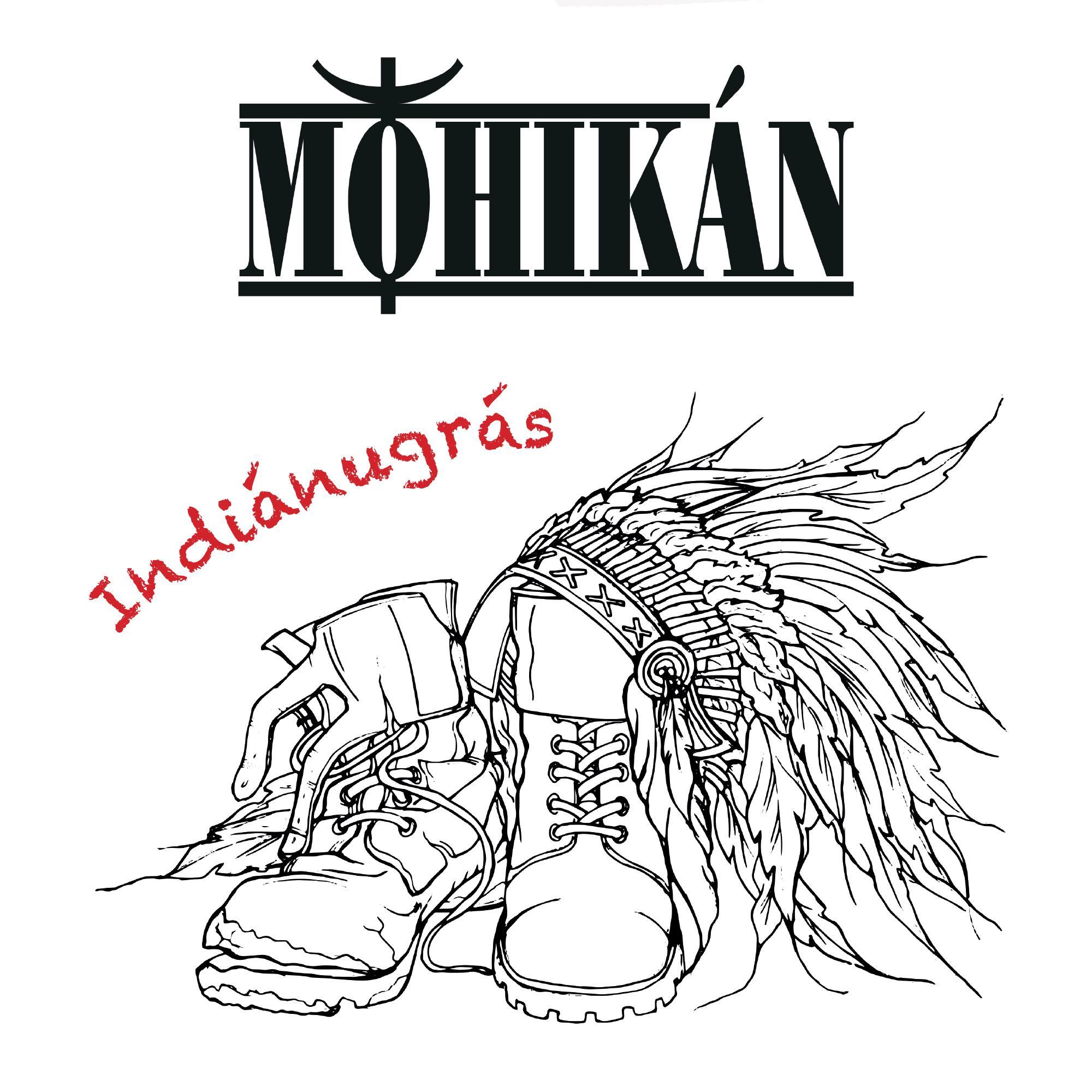 MOHIKÁN - INDIÁNUGRÁS - MOHIKÁN - CD -