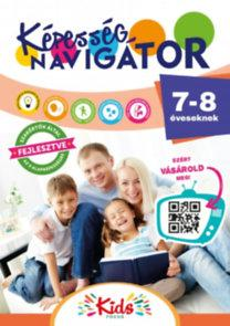 KÉPESSÉGNAVIGÁTOR FÜZET 7-8 ÉVESEKNEK