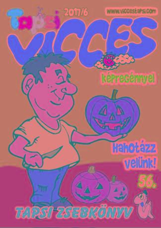 TAPSI VICCES 2017/6
