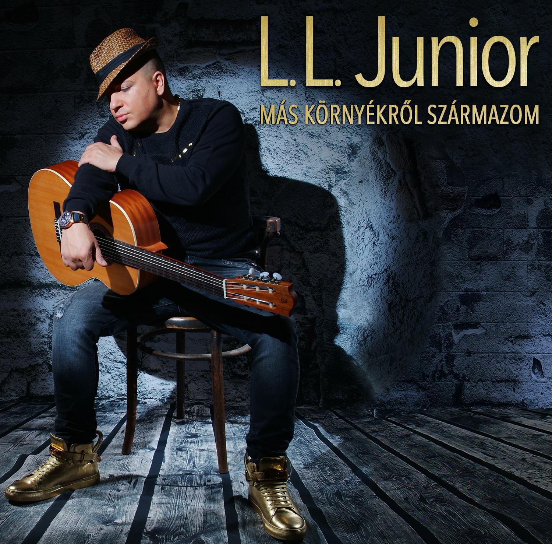 L.L.JUNIOR - MÁS KÖRNYÉKRŐL SZÁRMAZOM - L.L. JUNIOR - CD -