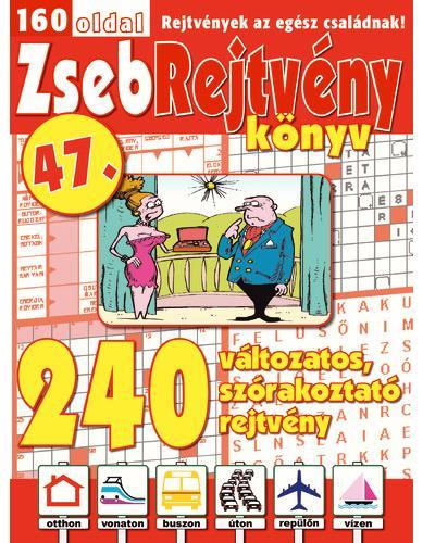ZSEBREJTVÉNY KÖNYV 47.