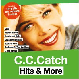 C.C. CATCH - HITS & MORE - CD -