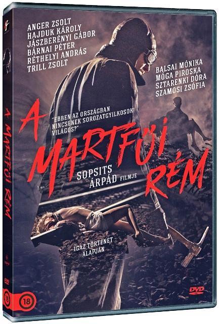 - - A MARTFŰI RÉM - DVD -