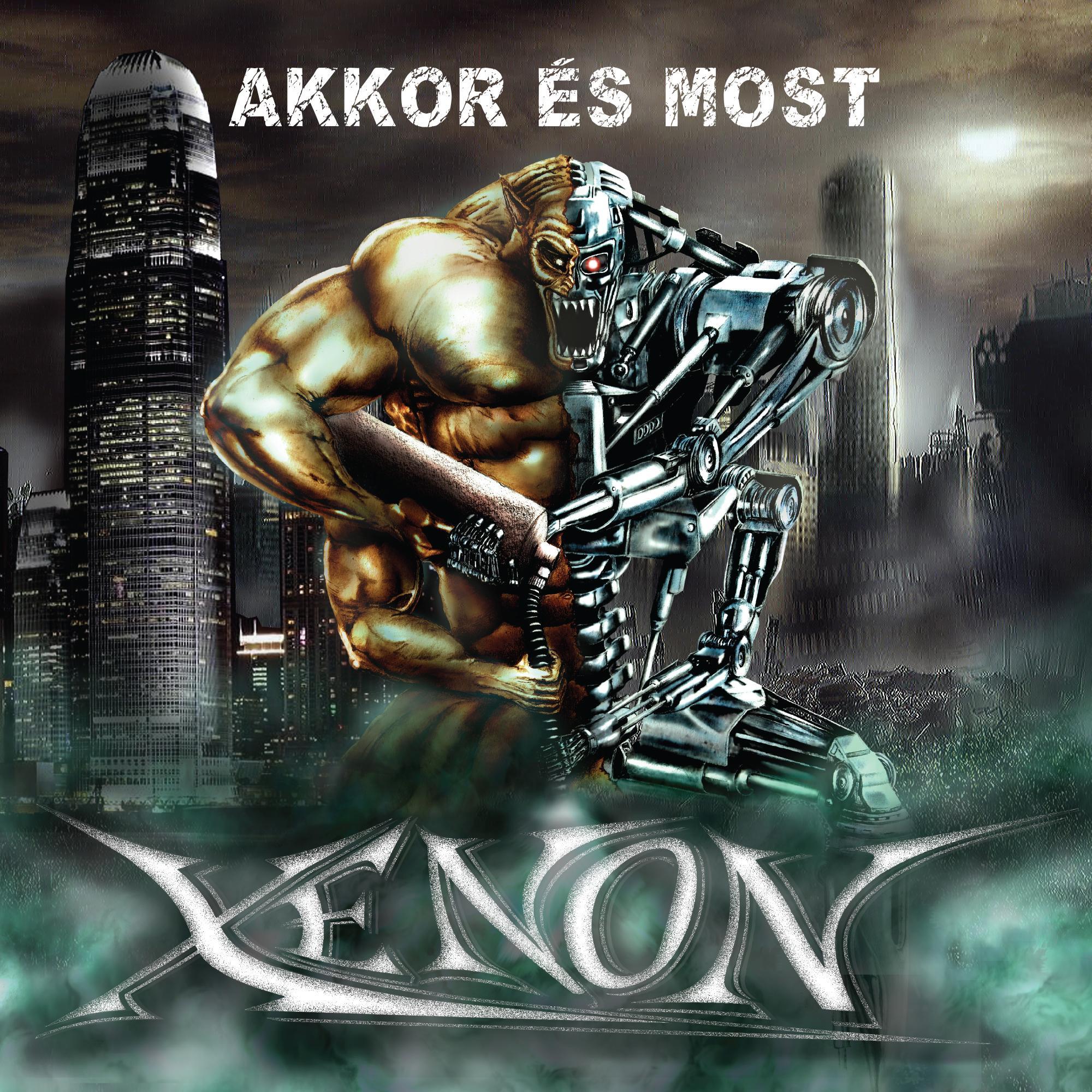 XENON - AKKOR ÉS MOST (CD)