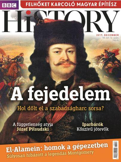 - - BBC HISTORY VII. ÉVF. - 2017/12. DECEMBER