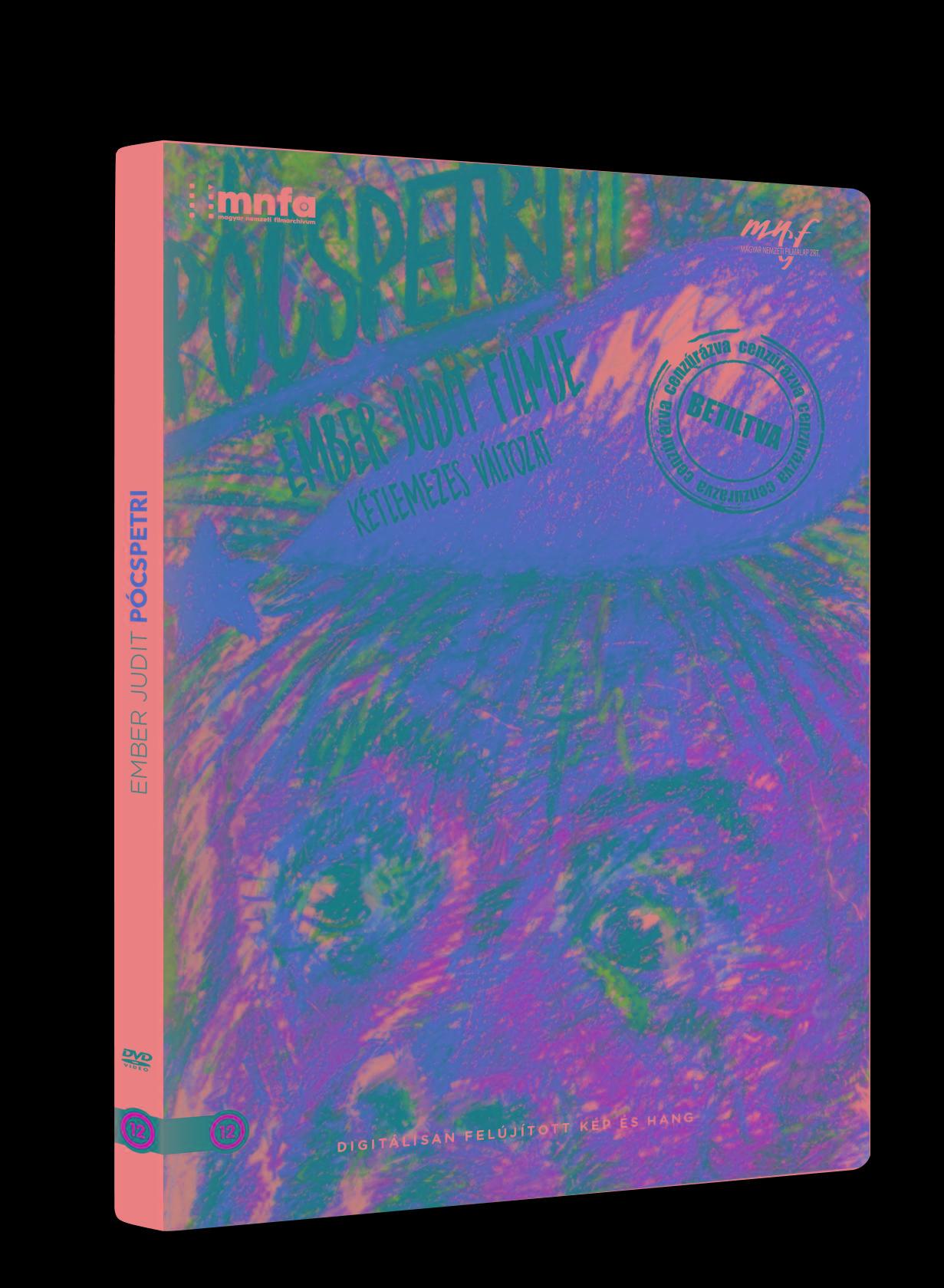 EMBER JUDIT - PÓCSPETRI (KÉTLEMEZES VÁLTOZAT) - DVD -