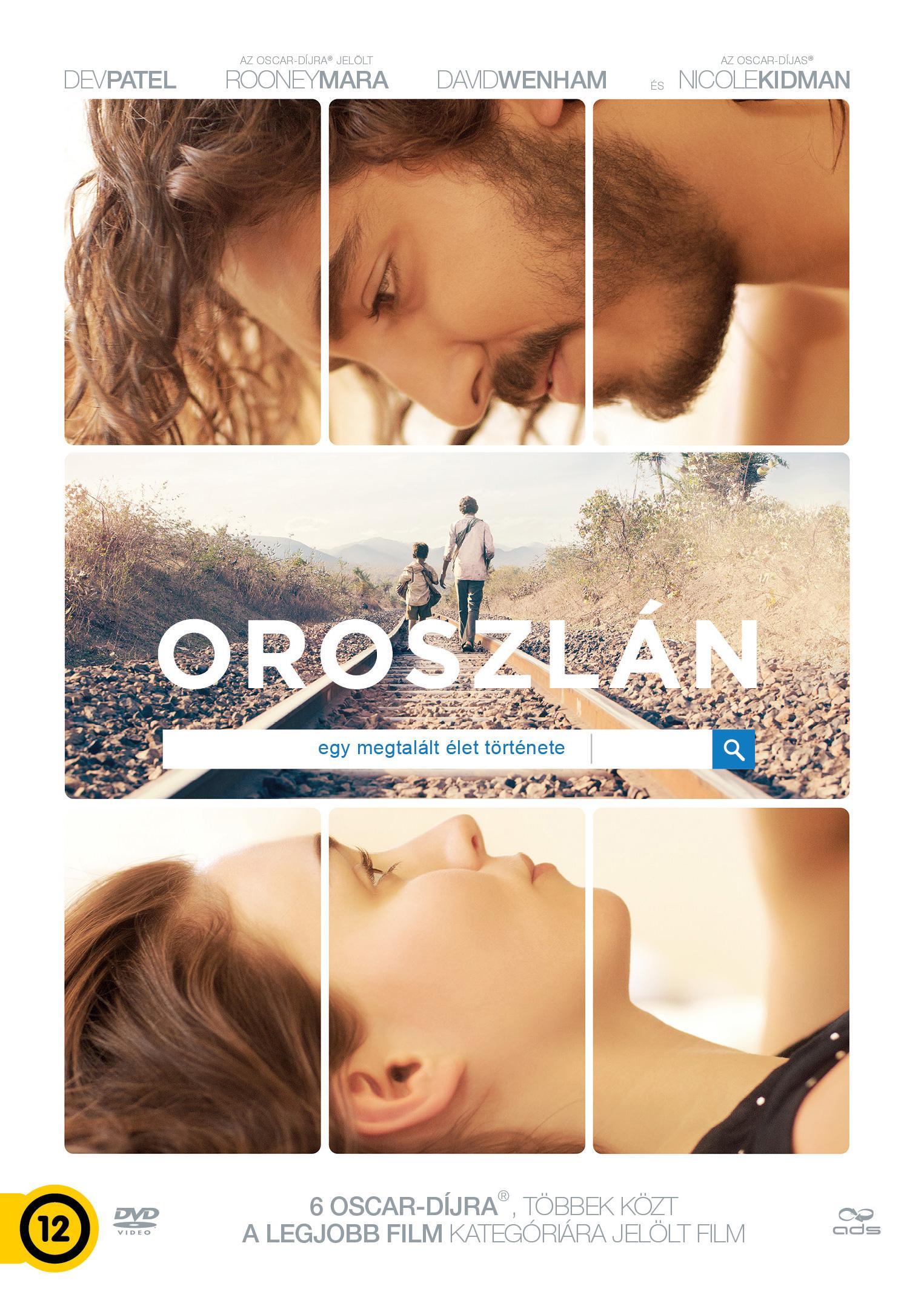 OROSZLÁN - DVD -