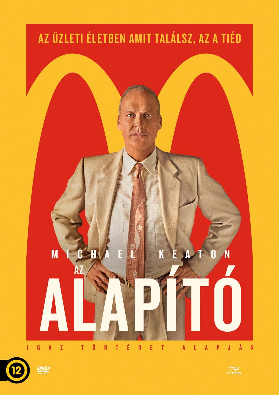 AZ ALAPÍTÓ - DVD -