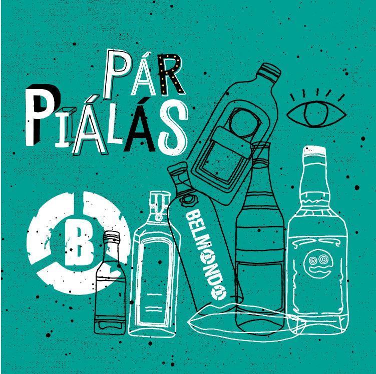 BELMONDO - PÁR PIÁLÁS - BELMONDO - CD -