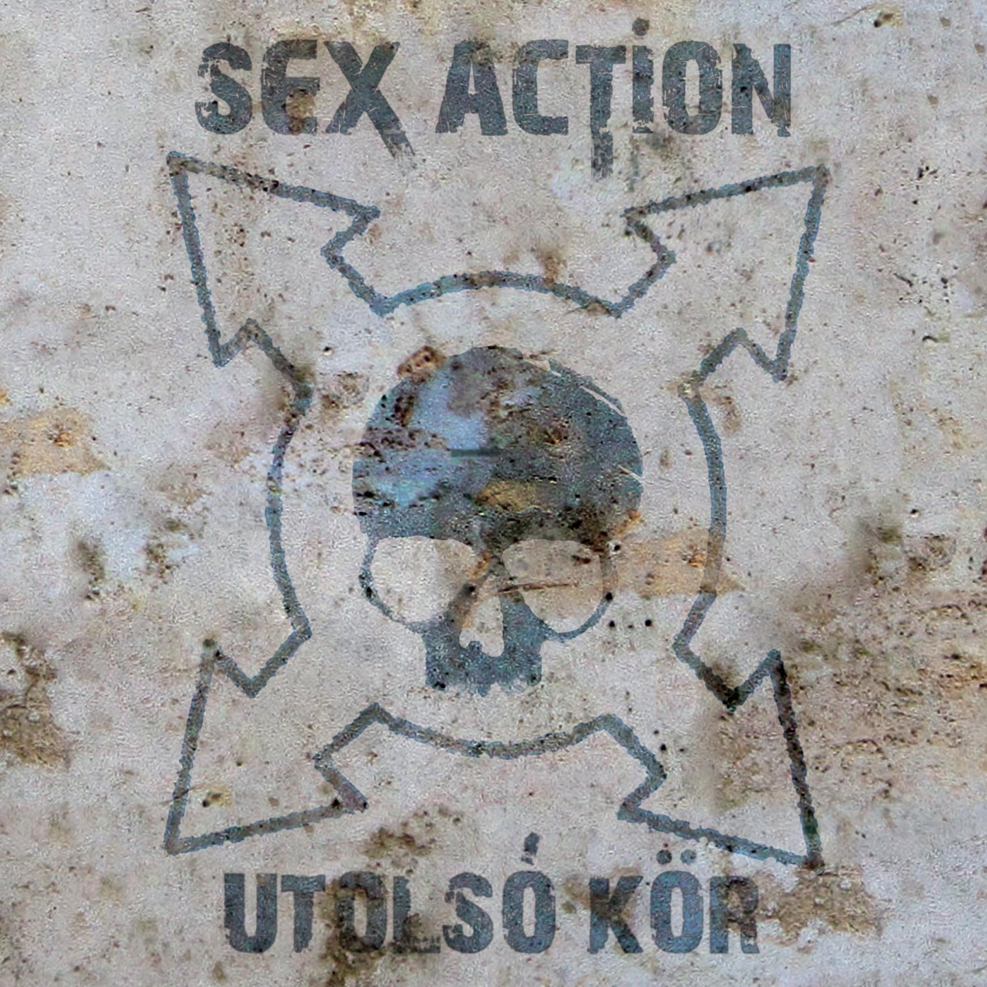 UTOLSÓ KÖR - SEX ACTION - CD -