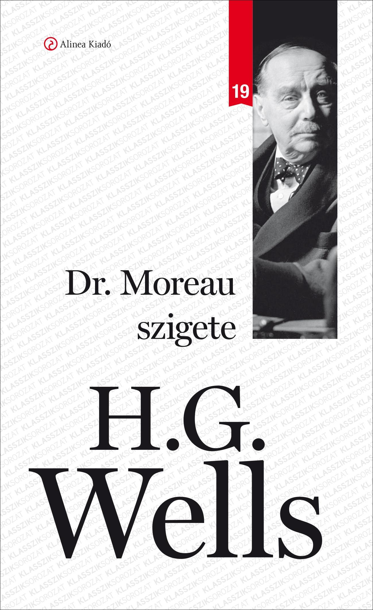DR. MOREAU SZIGETE - KLASSZIKSOROZAT 19.