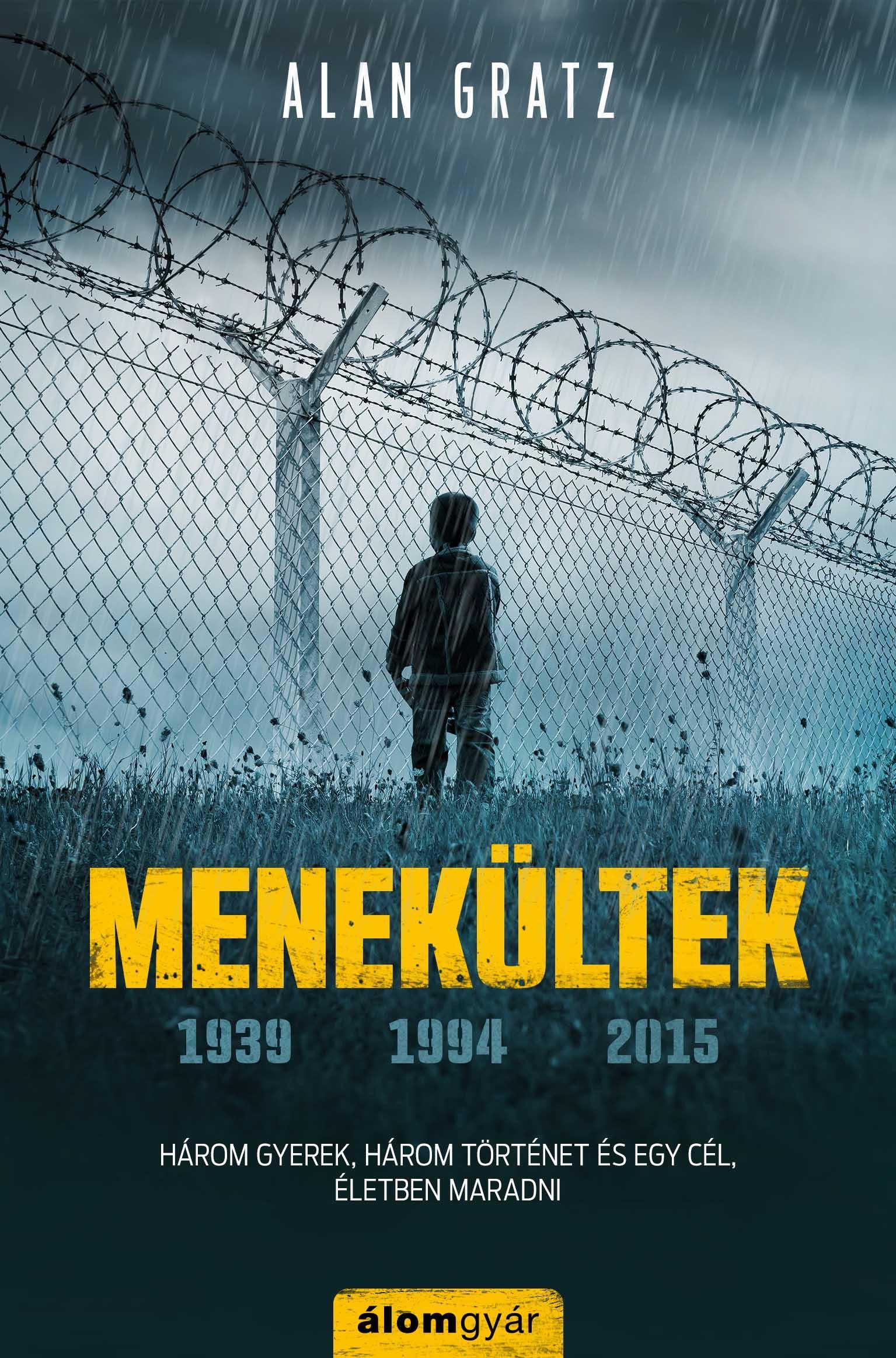 MENEKÜLTEK 1939, 1994, 2015