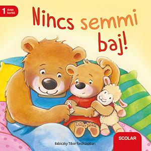 - NINCS SEMMI BAJ!