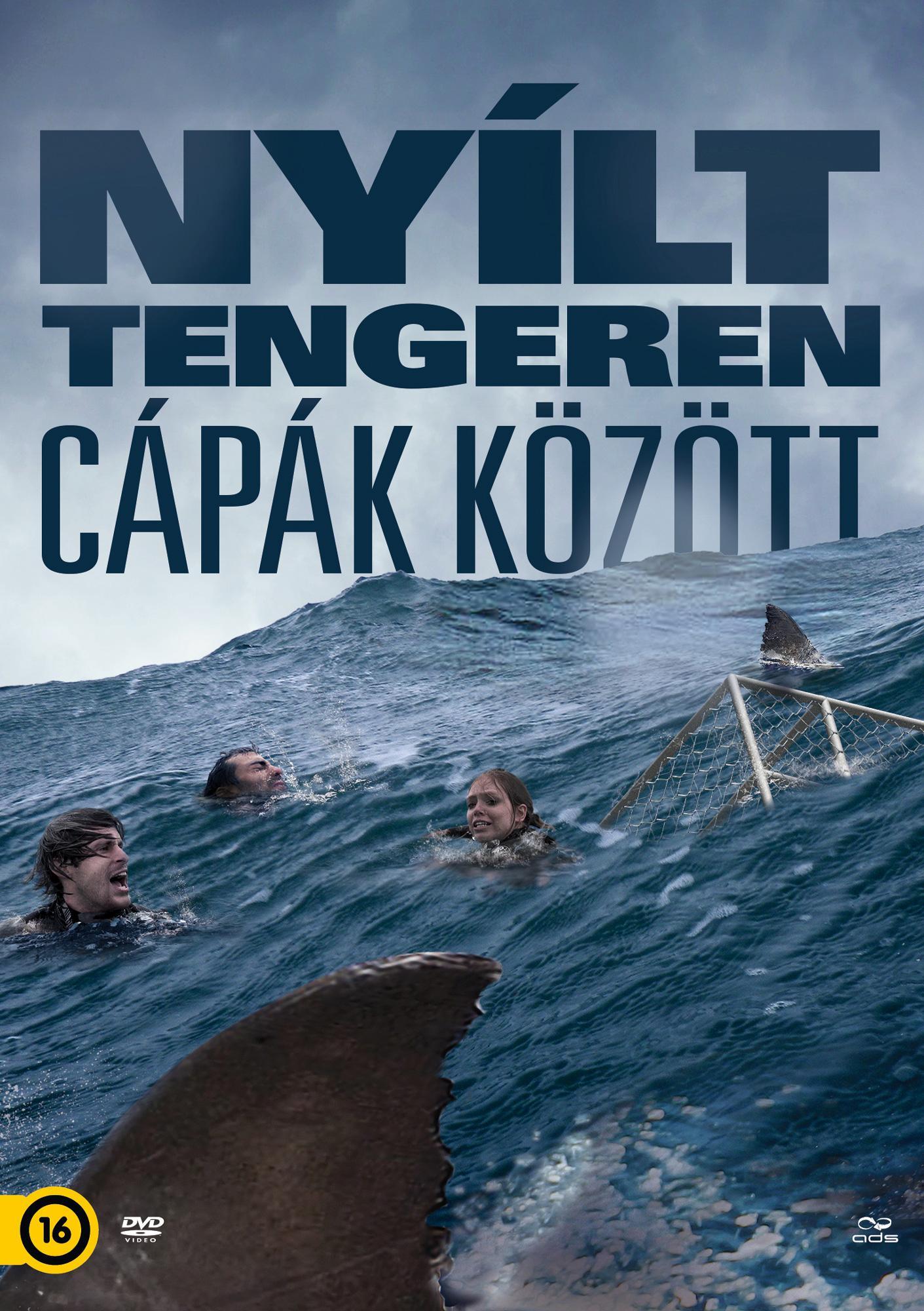 - NYÍLT TENGEREN - CÁPÁK KÖZÖTT - DVD -