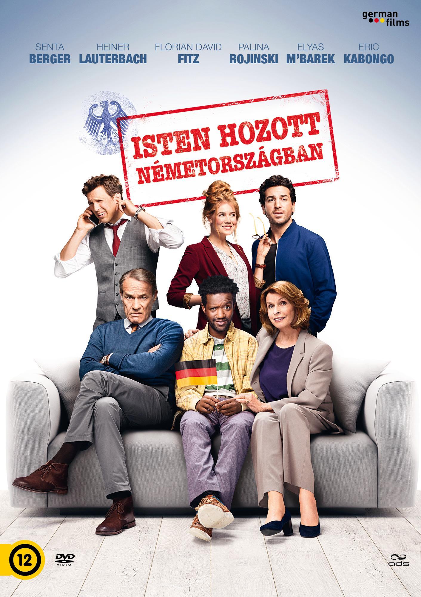 - ISTEN HOZOTT NÉMETORSZÁGBAN - DVD -