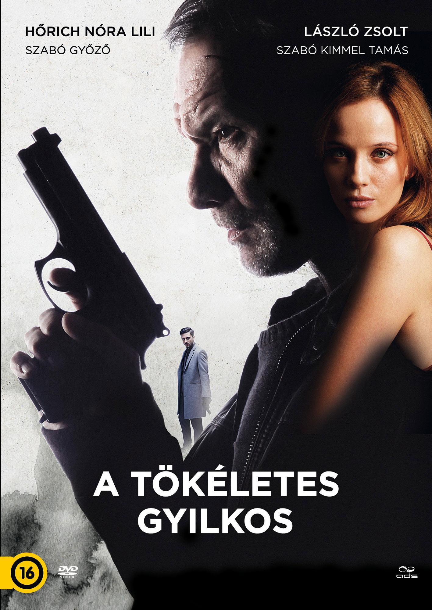 - A TÖKÉLETES GYILKOS - DVD -