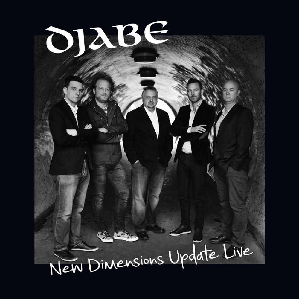 DJABE - NEW DIMENSIONS UPDATE LIVE - DJABE - CD -