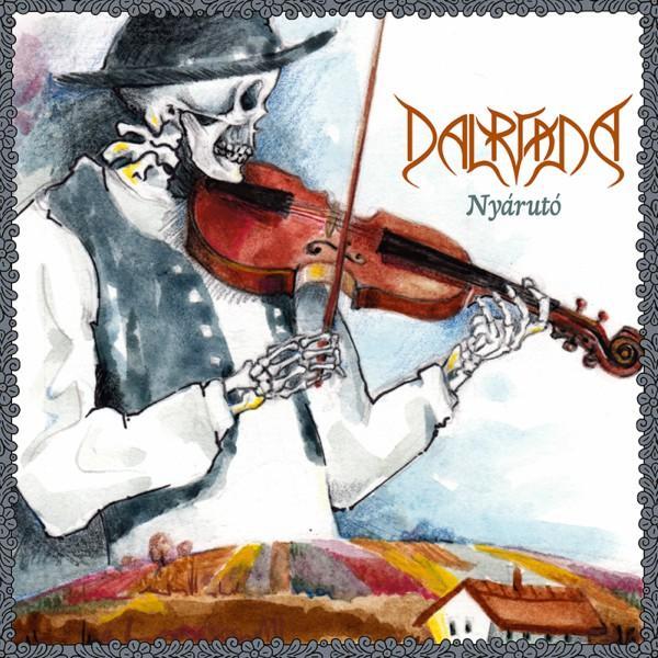 DALRIADA - NYÁRUTÓ - DALRIADA - DIGI CD -