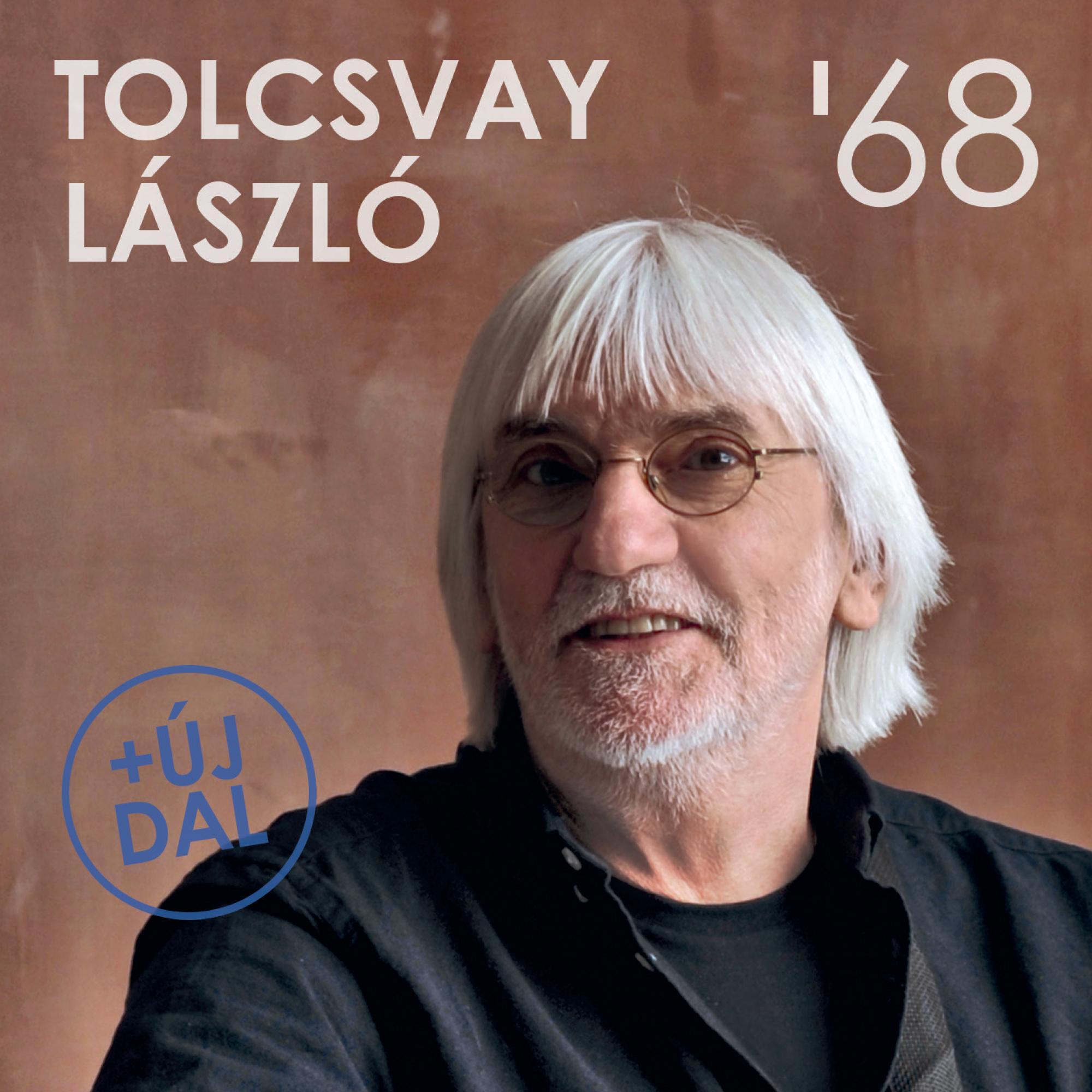 TOLCSVAY LÁSZLÓ - TOLCSVAY LÁSZLÓ '68 - CD -