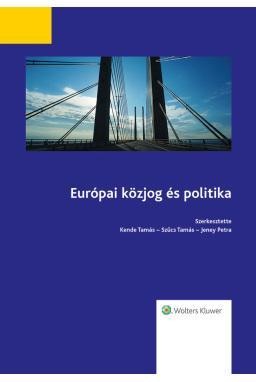EURÓPAI KÖZJOG ÉS POLITIKA - 2017. SZEPTEMBER 30.
