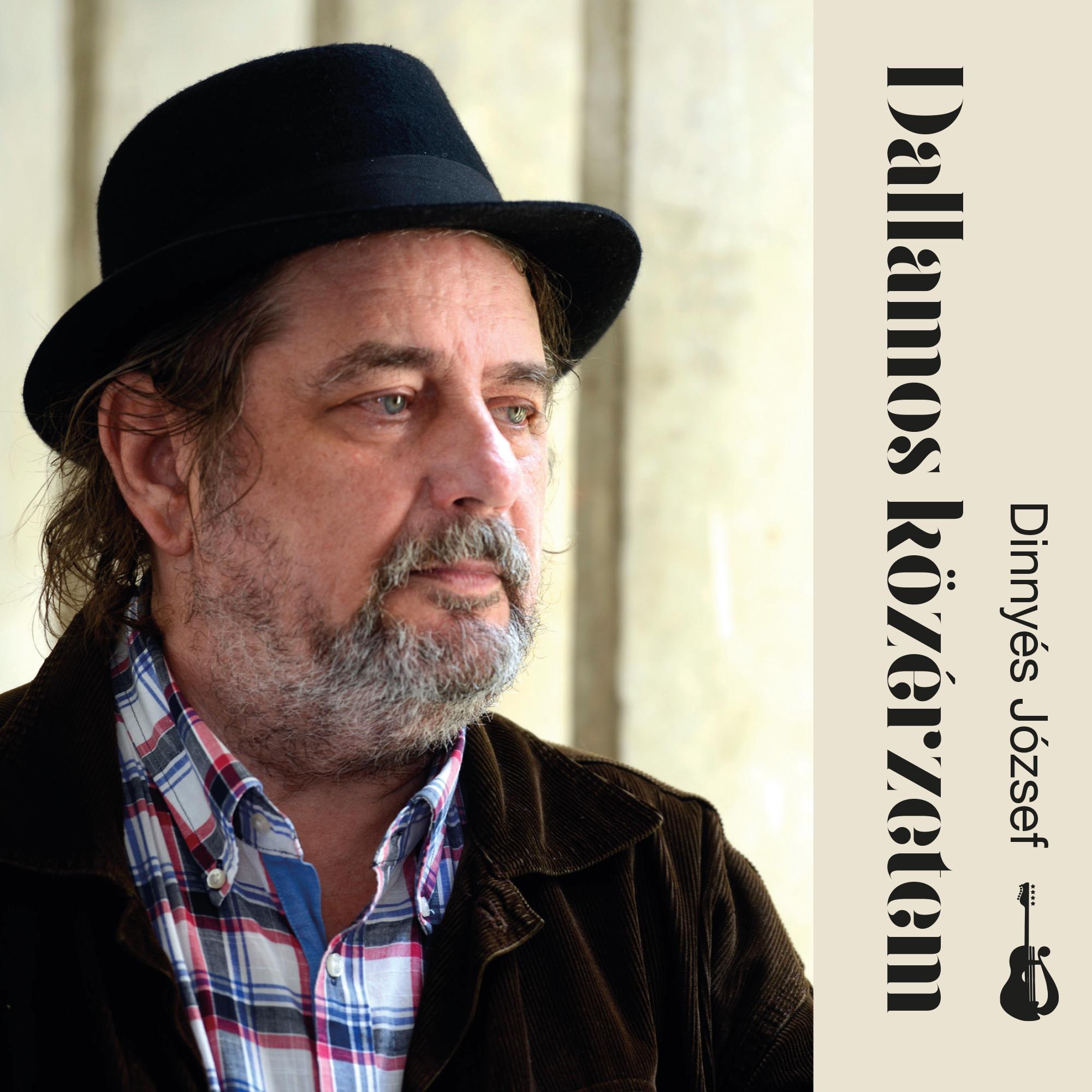DINNYÉS JÓZSEF - DALLAMOS KÖZÉRZETEM - DINNYÉS JÓZSEF - CD -