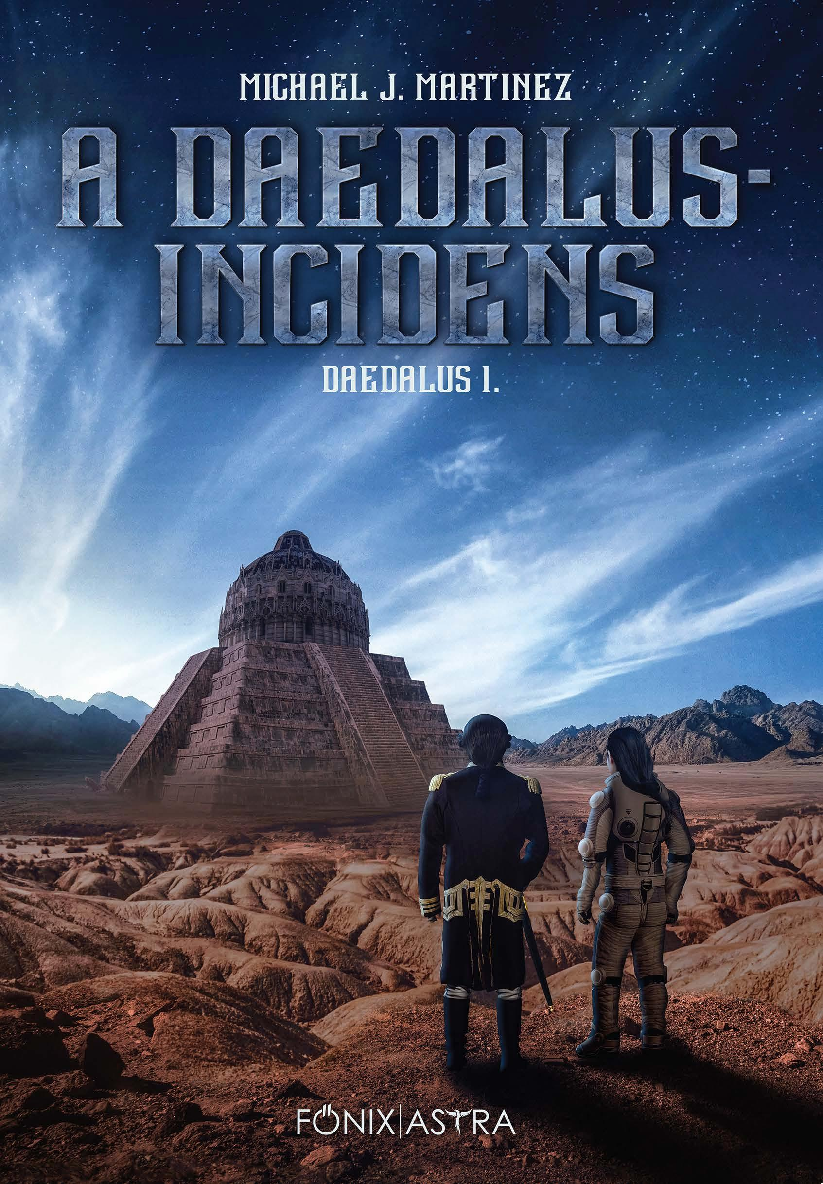 MARTINEZ, MICHAEL J. - A DAEDALUS-INCIDENS