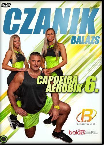 CAPOEIRA AEROBIK 6. (FITNESS) -  DVD -