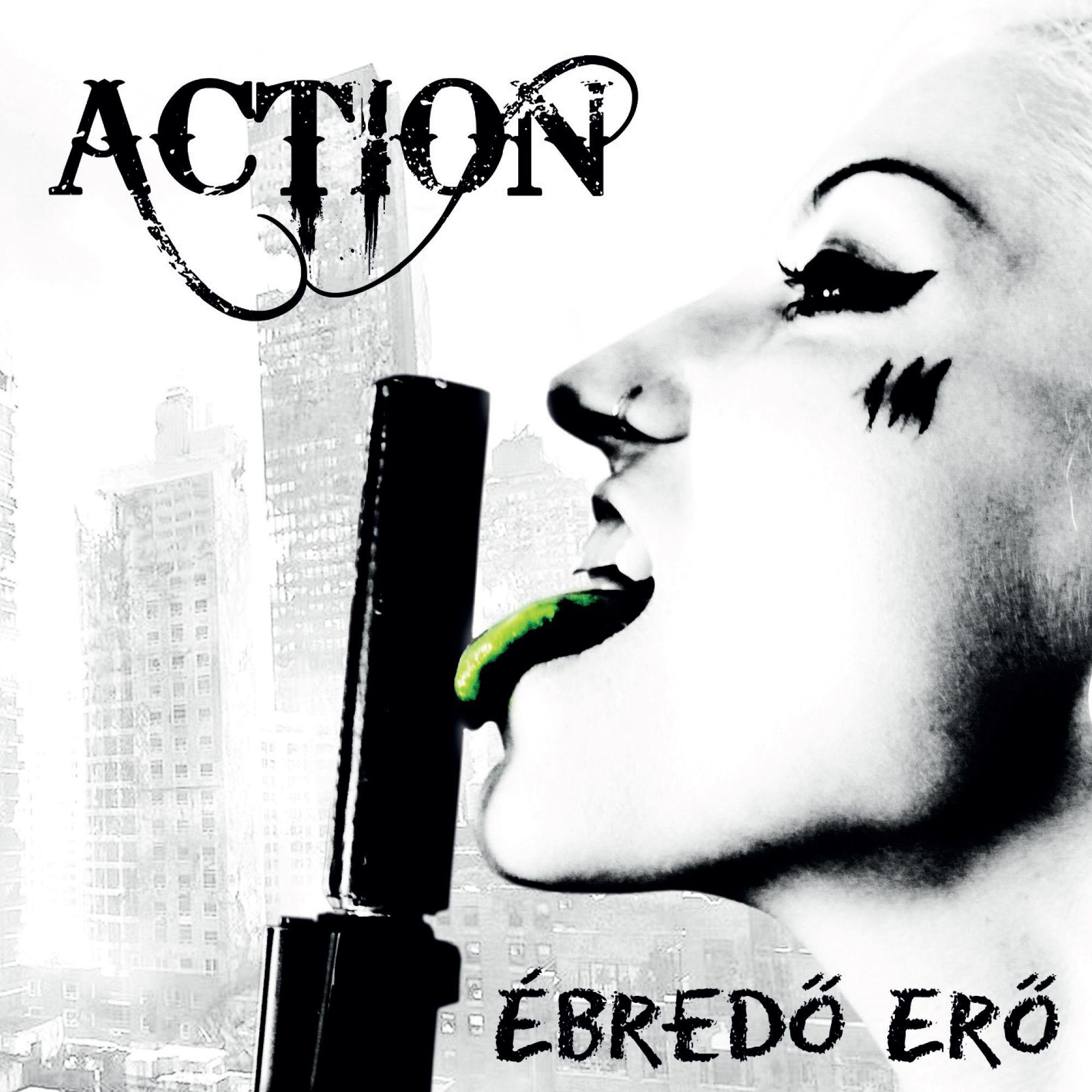 ACTION - ÉBREDŐ ERŐ - ACTION - CD -